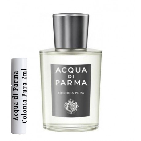Acqua Di Parma Colonia Pura Samples 2ml