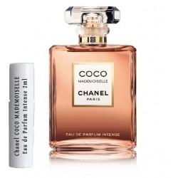 Chanel COCO MADEMOISELLE Eau de Parfum Intense Samples 2ml