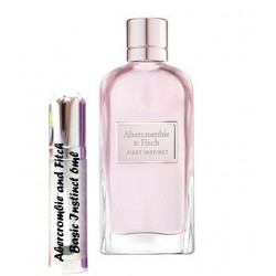 Abercrombie and Fitch First Instinct For Her Parfum-Proben