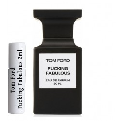 les échantillons Tom Ford Fucking Fabulous