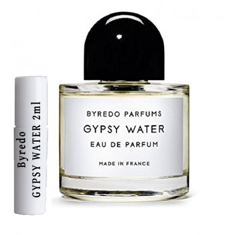 Byredo GYPSY WATER  campioni 2ml