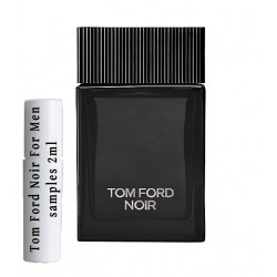 Tom Ford Noir For Men samples 2ml