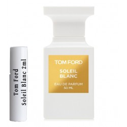 Tom Ford Soleil Blanc samples 2ml