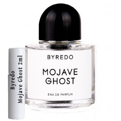 Byredo Mojave Ghost Samples