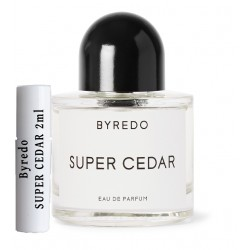 Byredo SUPER CEDAR mostra 2ml
