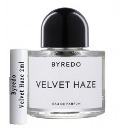 Byredo Velvet Haze Staaltjes Samples 2ml