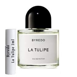 Byredo La Tulipe Samples 2ml