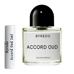 Byredo Accord Oud mostra 2ml