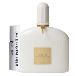 les échantillons Tom Ford White Patchouli 2ml