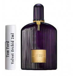 Tom Ford Velvet Orchid samples