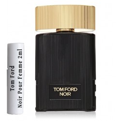 Tom Ford Noir Pour Femme samples 2ml