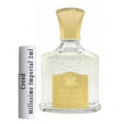 les échantillons Creed Millesime Imperial 2ml