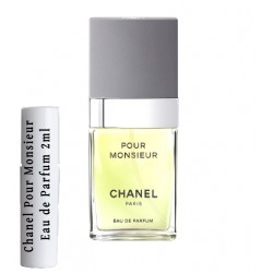 Chanel Pour Monsieur samples 2ml