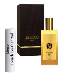 Memo French Leather Staaltjes 2ml