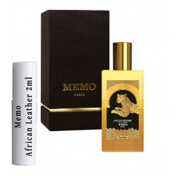 les échantillons Memo African Leather 2ml