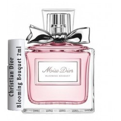 Christian Dior Blooming Bouquet Amostras de Perfume